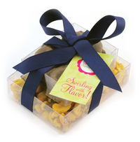 Triple Treat Present with Mixed Nuts, Pistachios, Cashews