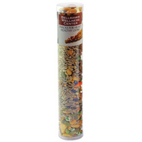 Large Healthy Snack Tube - Nuts, Seeds, Peas, Rice Crackers