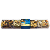 Sweet Box Medley Container with Healthy Snacks
