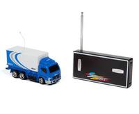 """1/64 Scale 3"""" Remote Control Box Truck"""