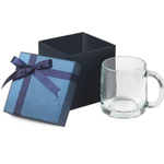 13 oz. Nordic Glass C-handle mug Gift Set