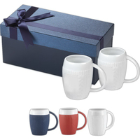 Sweater Mug Two Piece Gift Set