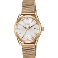 Citizen Women's Eco-Drive Gold-Tone Watch