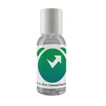 1 oz. Clear Gel Sanitizer in Round Bottle
