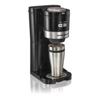 COFFEEMAKER, SNGL SRV GRND/BRW