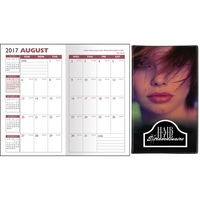 Theme Full-Color Vinyl Cover Planner