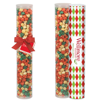 Holiday Popcorn Tube