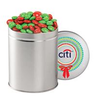 Hershey's® Holiday Candy Coated Chocolates / Quart Tin