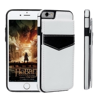 """iBank®Credit Card Holder Stand Case for iPhone 7 Plus 5.5"""""""