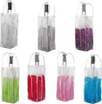 Gel Bead™Collapsible Bottle Cooler Bag
