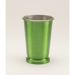 Mint Julep Cup - Satin Finish - Lime. 12 oz.