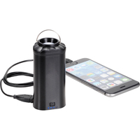 Power Up 6000 mAh Power Bank Lantern Flashlight