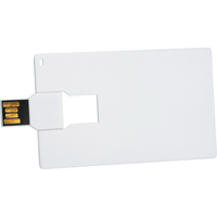 Slim Credit Card Flash Drive 8GB