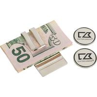 Cutter & Buck® Tour Money Clip Gift Set