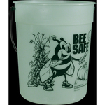 87-oz. Glow-in-the-Dark Pail with Handle