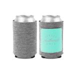 Heathered Jersey Knit Little Buddy with Neoprene Pocket