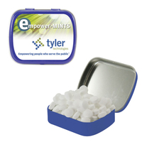 Small Tin with Sugar Free Mints