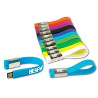 2.0 USB SuperStrap Flash Drive (TM)