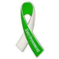 Awareness - Environment Awareness Ribbon Pin