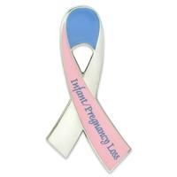 Awareness - Infant / Pregnancy Loss Awareness Ribbon Pin