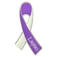Awareness - Lupus Awareness Ribbon Pin