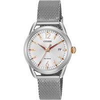 Citizen Women's Eco-Drive with Milanese Mesh Bracelet