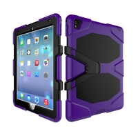iBank®Rubberized Back Cover for iPadMini 4