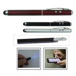 Touch Screen Stylus With Light And Laser Pointer