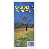 California Wine Map