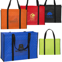 Non-woven Quilted Tote Bag