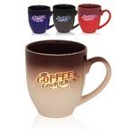 16 oz. Gradient Ceramic Bistro Coffee Mug