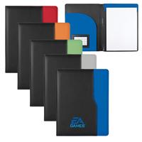 Leatherette Senior Portfolio Notebook