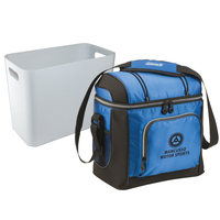 16 Can Soft Side Cooler with Removable Hardside Liner
