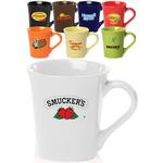 16 oz. Glossy Ceramic Coffee Mug