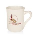 7 oz. Vitrified Porcelain Diner Mug