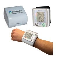 Talking Wrist Style Blood Pressure Monitor