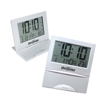 Jumbo-digit wall/desk alarm clock