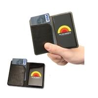 1800 mAh Power Bank Card with 8GB USB Flash Drive