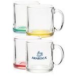 13 oz. Libbey (R) Clear Glass Coffee Mug