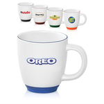 12 oz. Halo Bistro Wide Body Coffee Cup