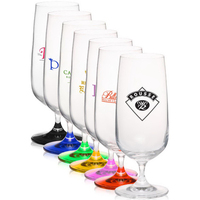 14 oz. Lead Free Crystal Pilsner Glass