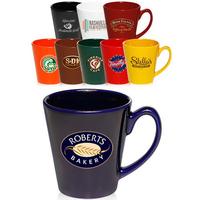 12 oz. Latte Coffee Mug
