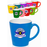 12 oz Two Tone Bright Latte Mug