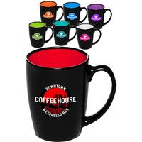 12 oz. Java Two Tone Mug