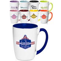12 oz. Java Two Tone Coffee Mug