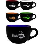 23 oz. Two-Tone Soup Mug with Handles