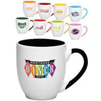 16 oz. Miami Two-Tone Bistro Mug