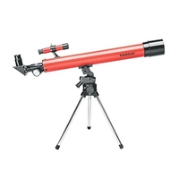 Red refractor with 900x microscope