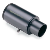 Camera adapter for telescope
