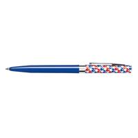 USA Designer™Flair Twist Pen - Stars & Stripes